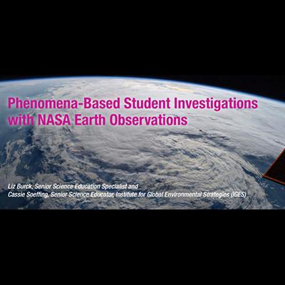 Phenomena-Based